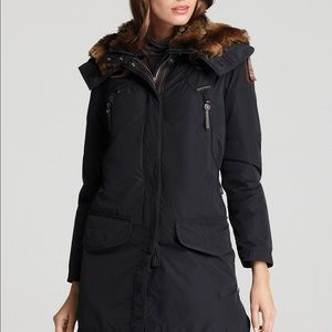 Parajumpers Jackets & Blazers - Parajumpers Navy Parka