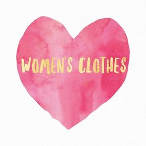 Women's clothes below!