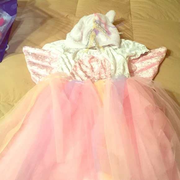 61% off Gymboree Other - Unicorn Halloween Costume from Kari's ...