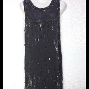 ADELYNE RAE BEADS DRESS