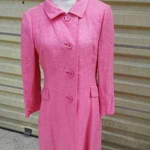 HP VTG 60's eyepopping coat S- M