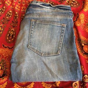 J Crew Straight leg Jean