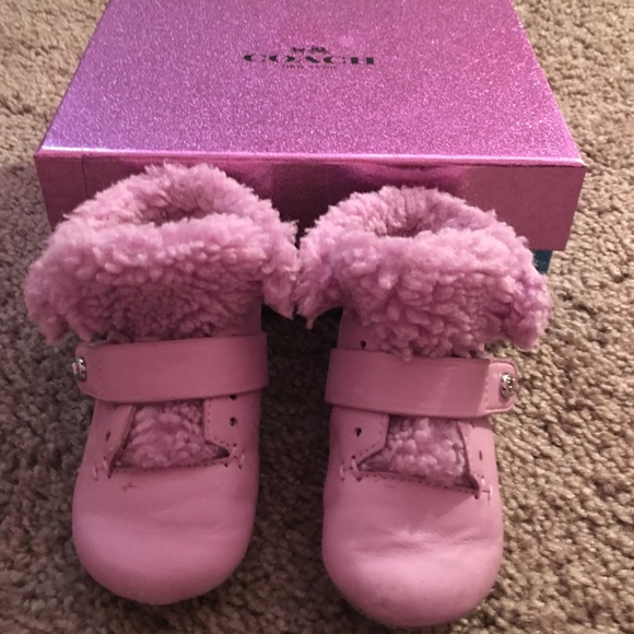 Buy coach baby shoes cheap,up to 32