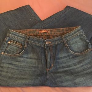 Rare WILD Joes Jeans flare cut size 31