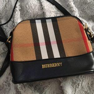 Handbags - Nova check purse designer
