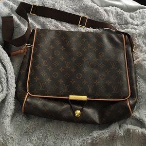 Handbags - Designer messenger/ laptop bag