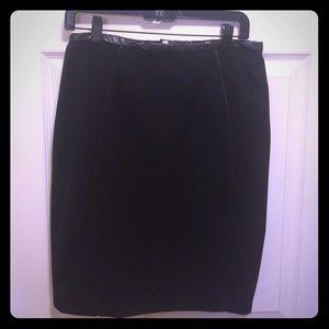 BNWT H&M Black Pencil Skirt