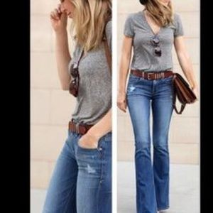 62% off Express Denim - Express mid rise skinny jeans from ...