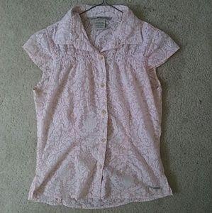 Exofficio Tops - Light pink blouse