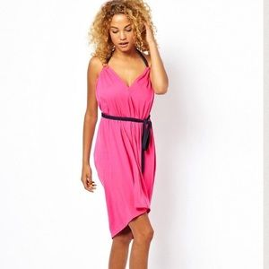 American Apparel Dresses & Skirts - 🌺🌺🌺Pink American Apparel Le Sac Dress  10+ ways