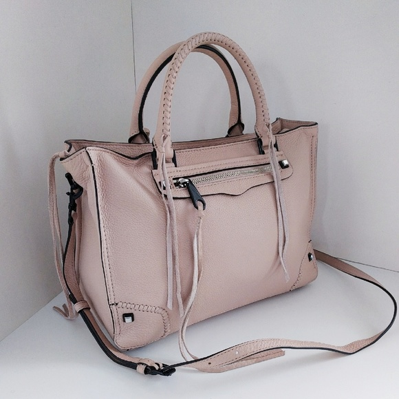 Backpack for Women On Sale, Nude, Suede leather, 2017, one size Rebecca Minkoff