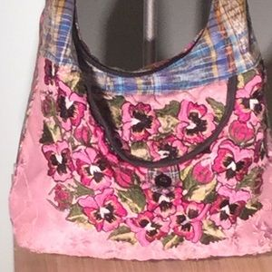Bags   Hippy Chic Handmade Music Festival Shoulder Bag   Poshmark b619aef752