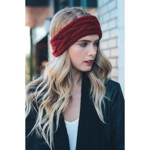 Accessories - 🆑Cable Knit Headband