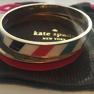 Kate Spade Nautical Bangle Set