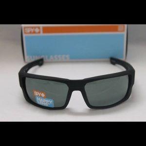 1912bc8a44d0f Spy Optic Accessories - New Spy Optic Dirk Sunglasses Soft Matte Black