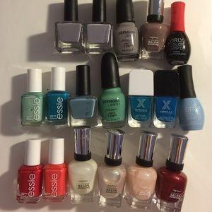 Nail polishes!!