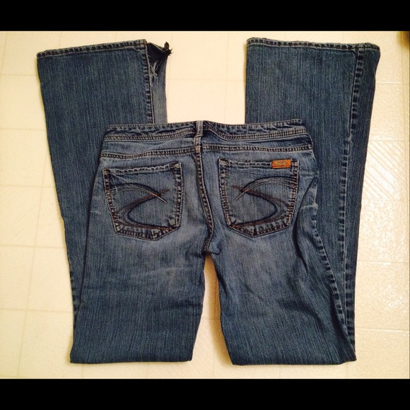 87% off Silver Jeans Denim - Silver Jeans size 28 x 35 long from