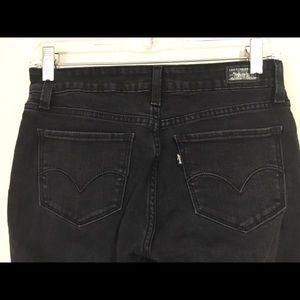 62b8169a9d2ad ... 27 X 30. Levi's Jeans - Levi's Leggings Grey Black Jeans Legging ...