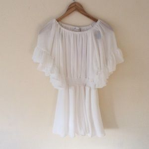 Chic Wish White Top Medium