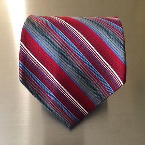 Arrow Other - Arrow 100% Silk Striped Tie
