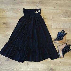 Copper Key Dresses & Skirts - Wear as skirt or dress