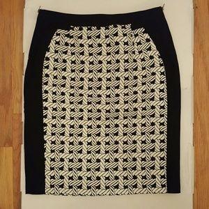 Rope Printed Skirt