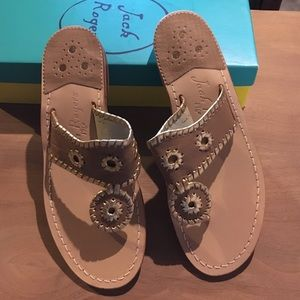 Jack Rogers Shoes - Brand new Jack Rodgers camel and gold sandal