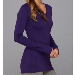 Under Armour Fitted Long Sleeve ColdGear L/S Top