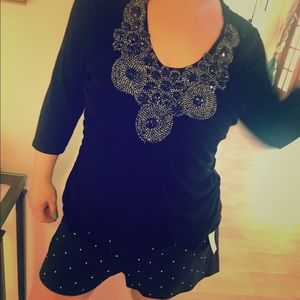 Tops - Beaded Top