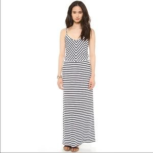 Juicy Couture Dresses & Skirts - Striped Maxi dress
