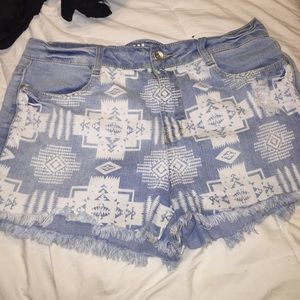 Charlotte Russe Pants - Charlotte Russe High Waisted Shorts