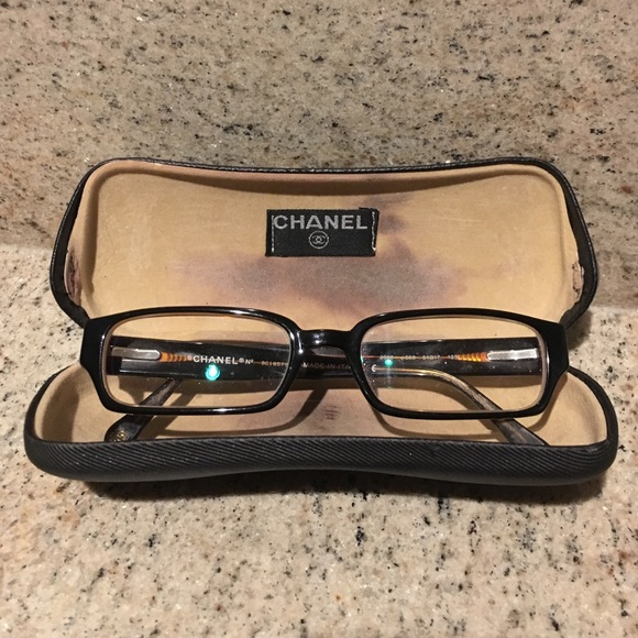 92% off Chanel Accessories - Authentic Chanel EyeGlasses ...
