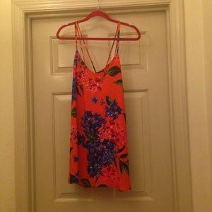 Show Me Your MuMu Dresses & Skirts - 💥30% off bundles💥NWT SMYM Criss Cross Dress