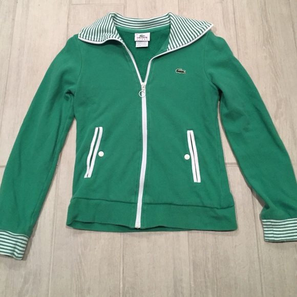 lacoste lacoste green sport jacket from hillary 39 s closet. Black Bedroom Furniture Sets. Home Design Ideas