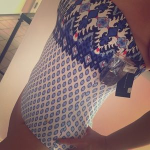 NWT TOMMY HILFIGER Bathing Suit
