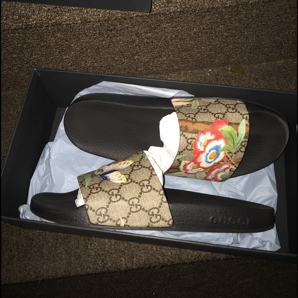 9ad1d461c Gucci Shoes - Gucci Tian Slides