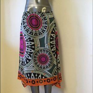 Dresses & Skirts - Tribal Midi Skirt