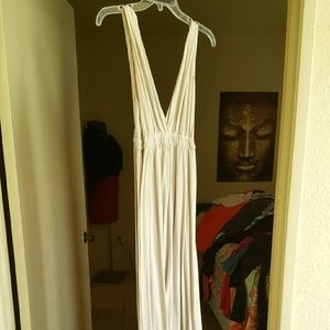 Gypsy maxi ombre dress