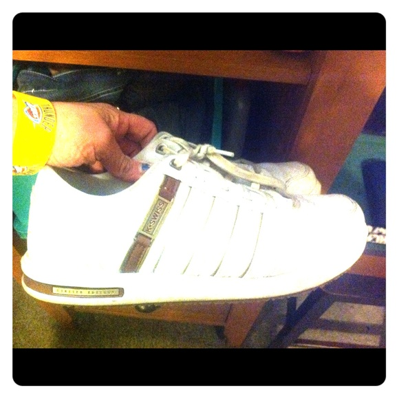 Limited Edition Kswiss Shoes | Poshmark