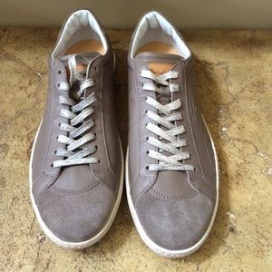 Santoni Other - Santoni Men's Taupe Sneakers