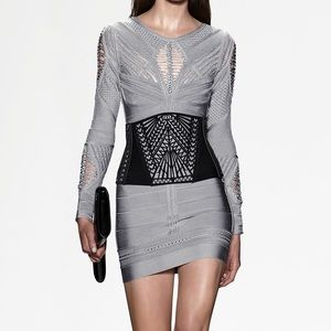 Herve Leger Dresses & Skirts - Herve Leger Runway collection brand new w/ tags!