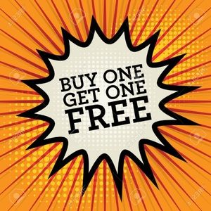Other - TODAY ONLY - Bogo