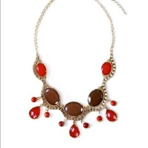 Jewelmint Scarlet Stone Necklace