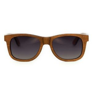 Multilayered Natural wooden sunglasses