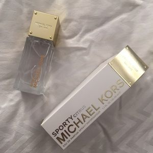 New Michael Kors perfume