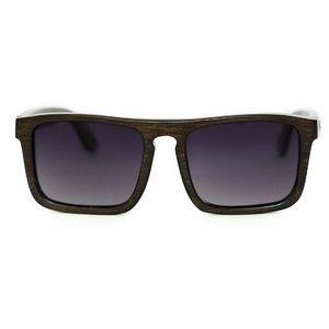 Natural wooden sunglasses
