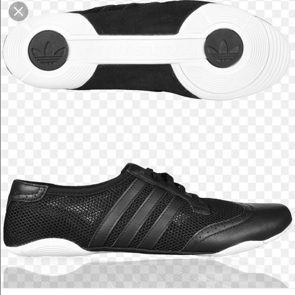 2b38205f681db8 adidas Shoes - Adidas mega torsion dress sneakers in black size 8