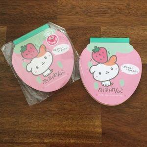 Sanrio Hello Kitty Friends Note Pad Bundle