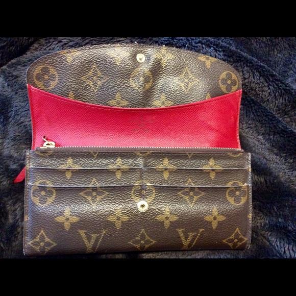 83a575f905bd Louis Vuitton Emilie Wallet Prijs