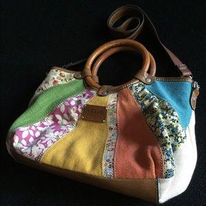 Relic Handbags - Patchwork Relic Crossbody Bag